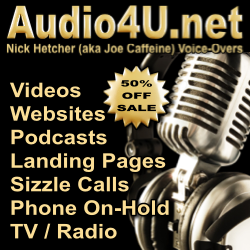 Audio4U for HETCHER.com (250x250)