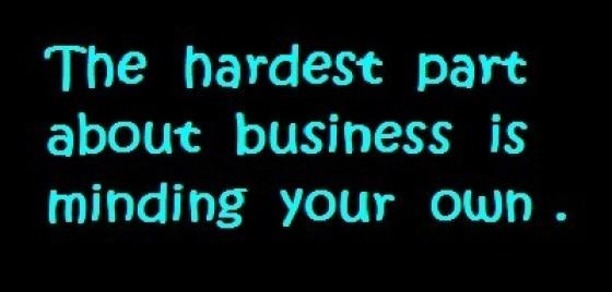 Business Quotes And Sayings - Social Ninja U